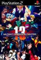 Mutant Dimension Fighter PS2 by reijisakamoto