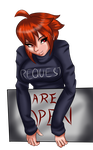 Request are open by KeroDash
