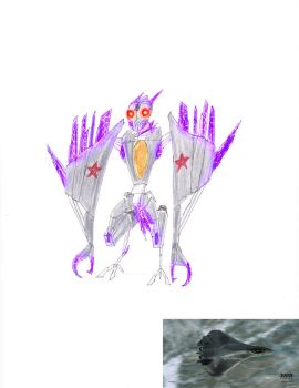 Update: Infusion Vehicon Hunter by Skylight22