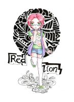 .:Red Lion Color:. by TheGrayWitch