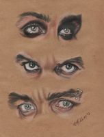 Till's eyes by HellenManson
