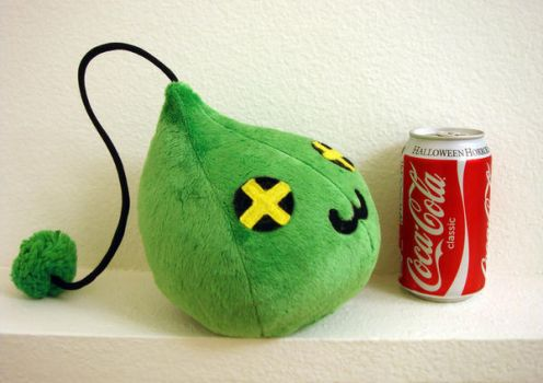 MapleStory Plush Slime 2 by TheCurseofRainbow