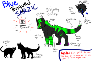 Old Sarzic anatomy sheet by FluffyOfDoom