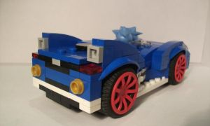 Lego Speed Star 3 by TheEvstar