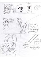 Flyff anime comic Issue 1 by Supersonia