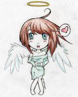 Angelito by LadyWyrm