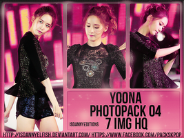 Yoona (SNSD) - PHOTOPACK#04 by JeffvinyTwilight