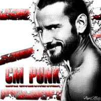 CM Punk by BiggertMedia