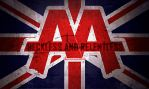 Asking Alexandria UK Flag by thepariah6