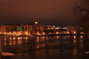fox river appleton by CrazypersonA4