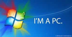 I'M A PC Signature Banner 09 by Randydorney