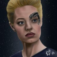 Seven of Nine by CrisisEnvy