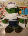 Crochet Piccolo by SorceressofMalice