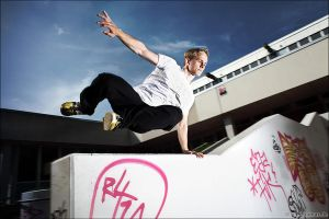 Parkour Test Shoot 3 by phothomas