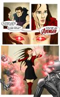 You're an Avenger by TheWatcherOnTheWall
