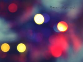 Bokeh by simgreensoul