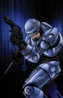 Robocop final by BDStevens
