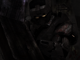 Halo 3 'Asesino' Assassin EOD by ShadowMaster29