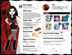 Monster High OC Moira Reaper by Ferm19