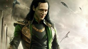 Tom Hiddleston Thor The Dark World by vgwallpapers