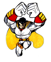 What If: Space Ghost by MJRainwater