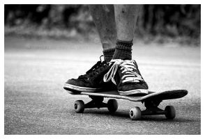 Game of Skate by satiricalme