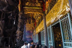 Inside the temple 3 by MarcAndrePhoto
