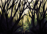 Whisper Woods by Pseudogiant