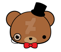 Fancy Bear by Coconut-Panda