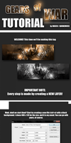 Gears Of War Tutorial by Vasco-gfx