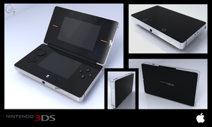 3DS re-design by Calvrp