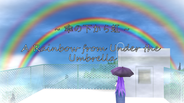 Merisdae - A Rainbow from Under the Umbrella by YinP