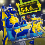 Minute to Win it! by Caroos-Dungeon