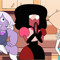 Steven Universe (S01E37) Reaction to Stevonnie by IronyProductions