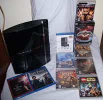 PS3 Collection by Odogoo
