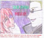 Wesker and Shakahnna, Drawn by weskerian