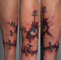 Wound style by graynd