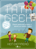 Unused cover for czech geekdad book 2 by petrsimcik