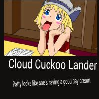 Cloud Cuckoo Lander by Chaser1992