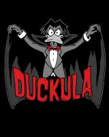Duckula by rebekieb