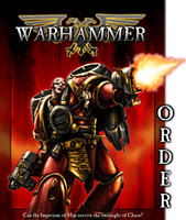 Warhammer- Poster Front by commandersozo