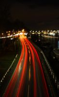 city lights by LeMex