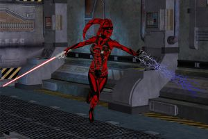 Darth Talon by Zkiir