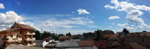 Pano from Window by g25driver