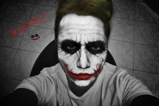 Why so Serious? by Andreatz