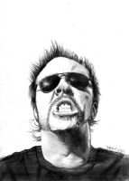 James Hetfield by darkman4e