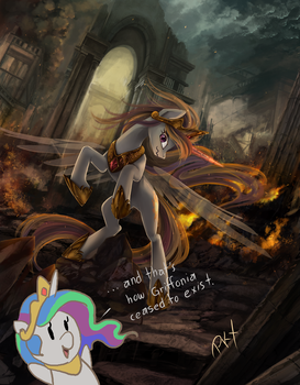History lesson by ponyKillerX