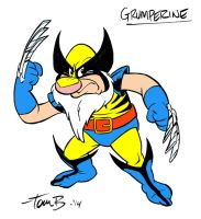 Grumperine by tombancroft