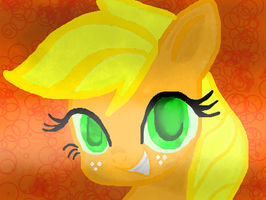 Applejack ArtVector Bats! my little pony Wallpaper by fennekinlovers