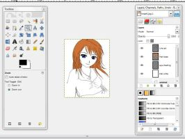 New Style WIP by anime-art-girl